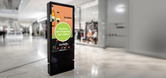 Mobile Infothek zur Präsentation von multimedialen Inhalten