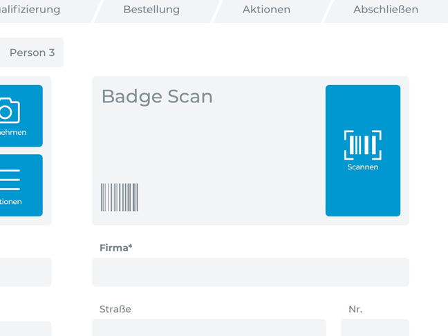 Screenshot app capture fair badge